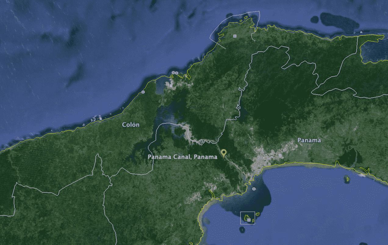 Isthme de Panama
