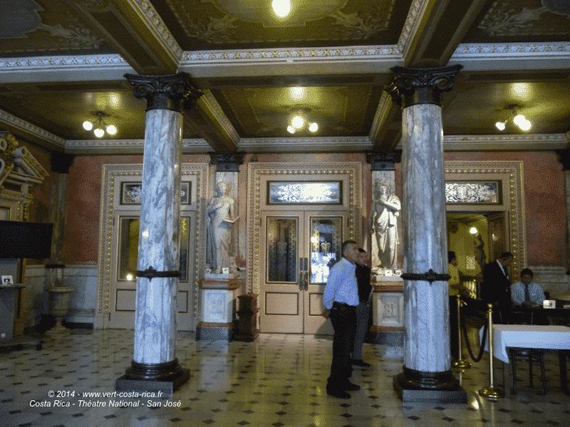 Image du théâtre national du Costa Rica | San José : histoire, culture et spectacle