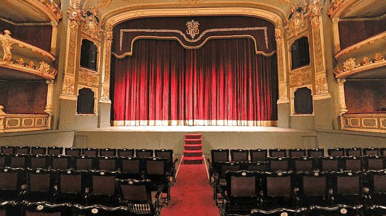 Théâtre National du Costa Rica - histoire, culture et spectacle | San Jose