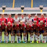 Coupe du monde de football féminin au Costa Rica