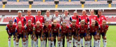 Coupe du monde de football féminin au Costa Rica