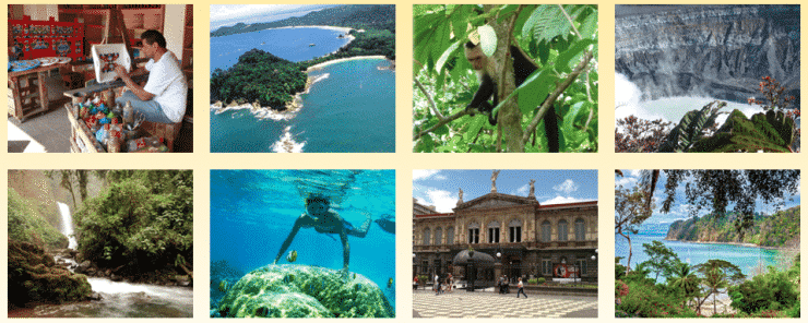 Séjour linguistique au Costa Rica avec Mélissa