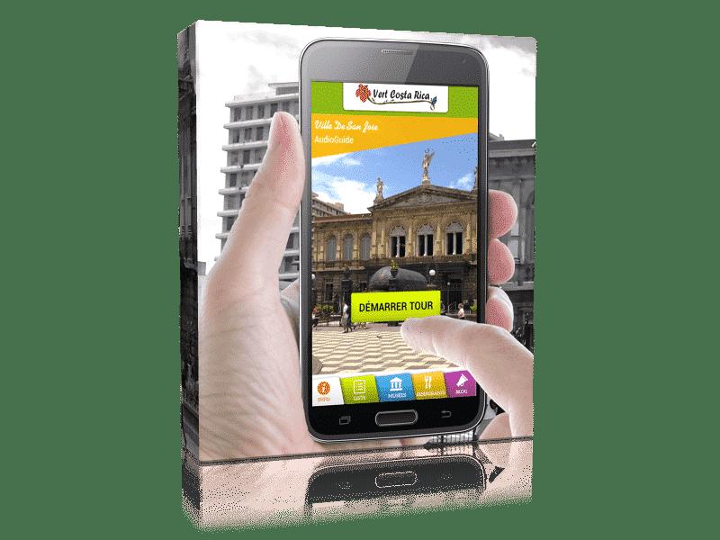 Audio Guide de la ville de San José sur votre mobile