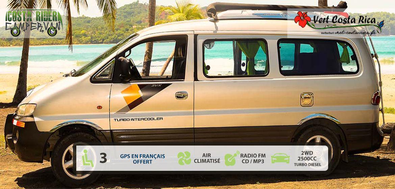 Location de Van au Costa Rica - Campervan