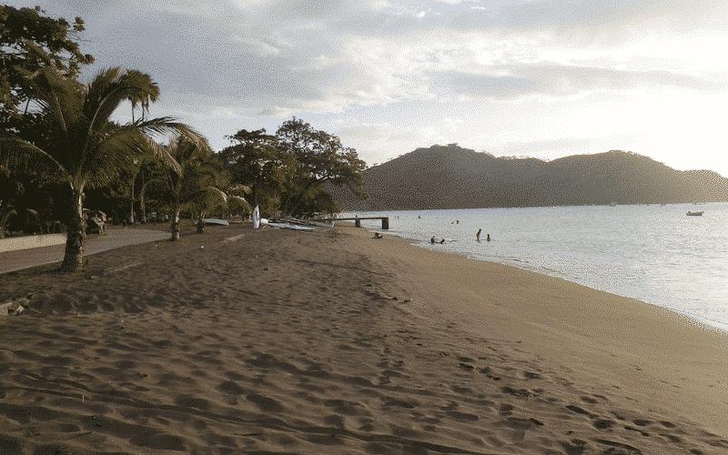 Playa del Coco dans le Guanacaste, Costa-Rica