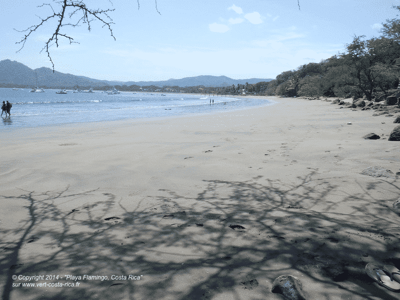 Playa Flamingo, Plage de Flamingo, Péninsule de nicoya - Costa Rica