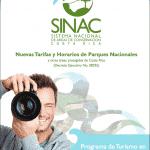 Tarifs et horaires des parcs nationaux du Costa Rica