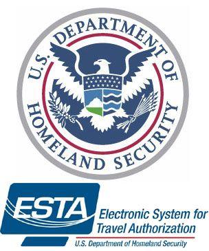 ESTA (Electonic System for Travel Autorisation)