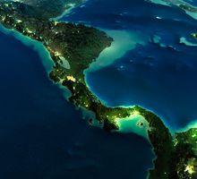 Cartes du Costa Rica