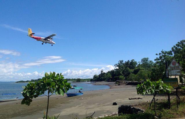 Vol Costa Rica pas cher, NatureAir Puerto Jimenez
