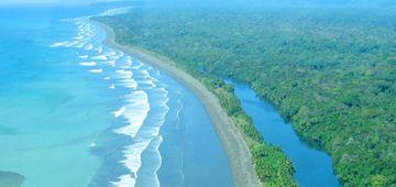 Région du Costa Rica : Pacifique Sud