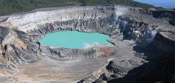 guide de la vallée centrale, Voyage au Costa Rica