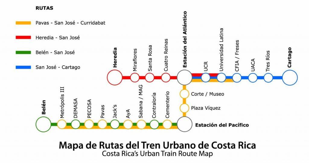 Tren Urbano CostaRica