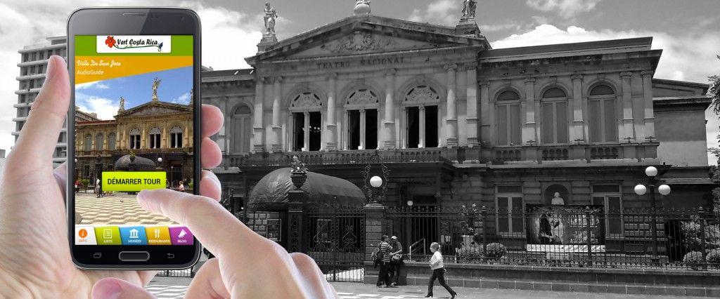 City Tour Ville de San José en Français