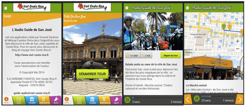 Audio guide en Français | Visite de la Ville de San José | Costa Rica