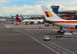 Aéroport Juan Santamaria, Costa Rica