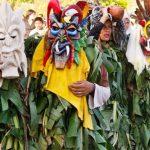 la fête des Diablitos avec les Borucas