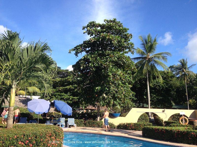 Hotel Punta Leona, Images de Ara Rouge au Costa Rica