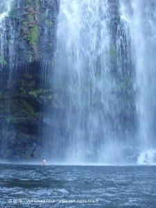 Les chutes d´eau Llanos del Cortés