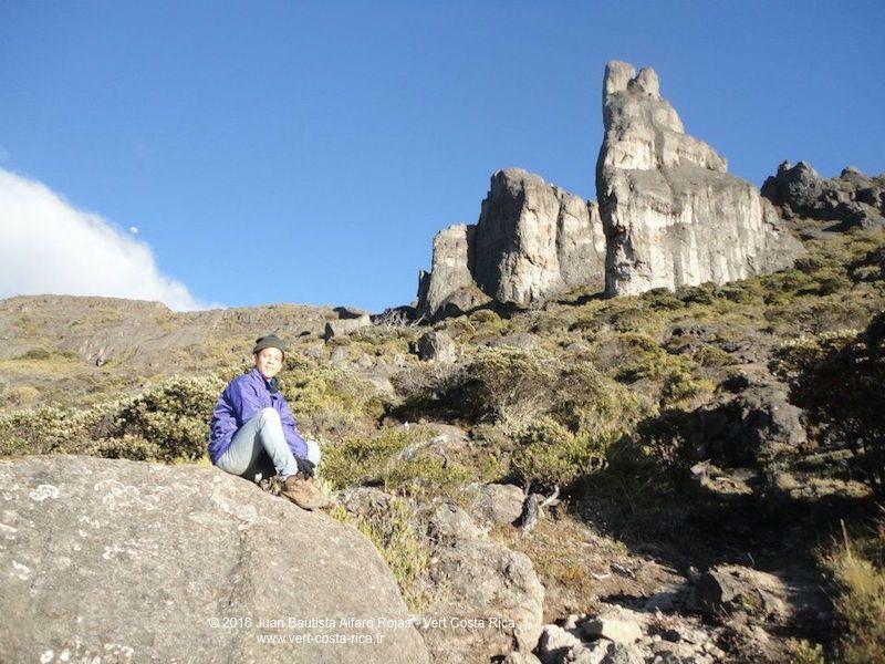 Le Cerro Chirripó ou Chirripó Grande - Costa Rica