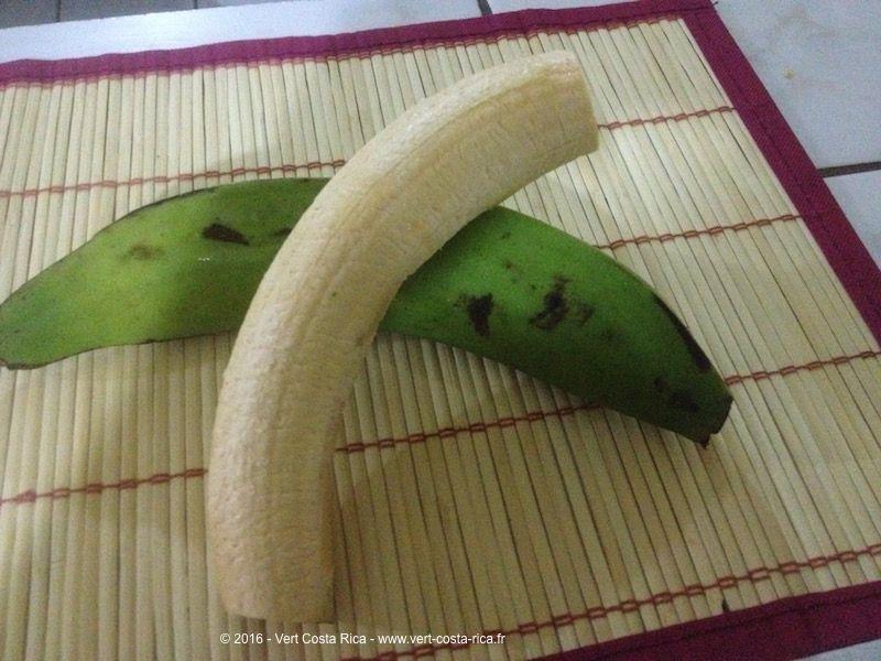 Cuisine Costa Rica : Patacones