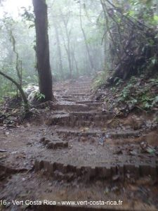 Sentier Rio Celeste, Volcan Tenorio