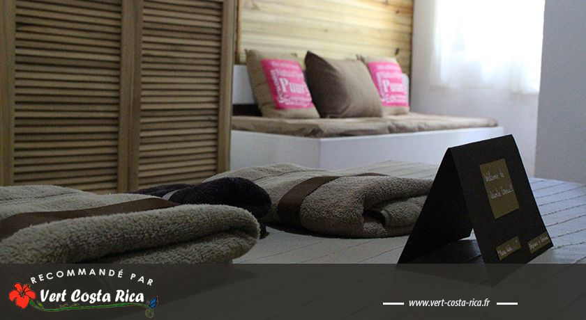 Hôtel Quinta Esencia : Accueil familial à Brasilito