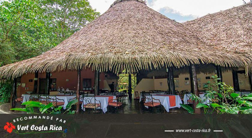 Sarapiquis Rainforest Lodge : Lodge charmant à Sarapiqui