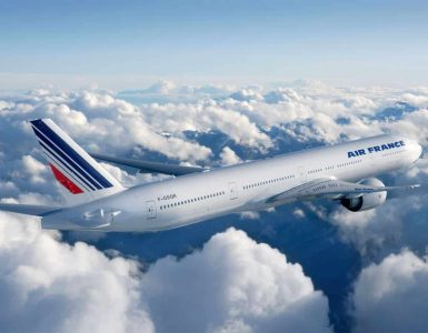 Air France arrive au Costa Rica - Vol direct Paris - San Jose