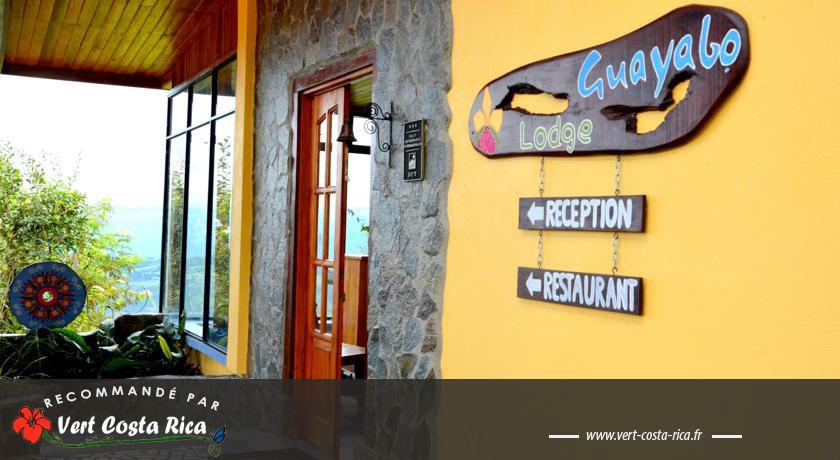 Guayabo Lodge : Turrialba