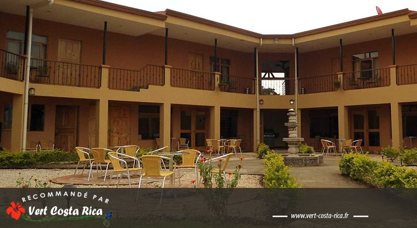 Paraiso Orocay Lodge - Vallée d'Orosi