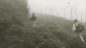Randonnée au Cerro Chato, Arenal