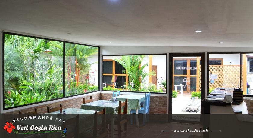 Hôtel Boutique Indalo : petit hôtel charmant à Puerto Viejo