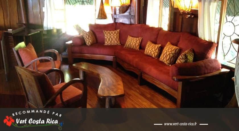 Hôtel Amor de Mar : Du charme et du repos à Montezuma