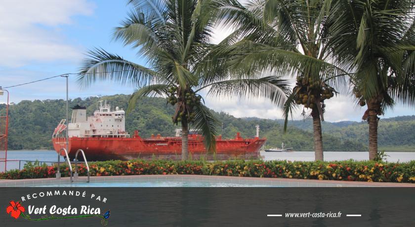 Hôtel Samoa del Sur : Découvrez la belle région de Golfito