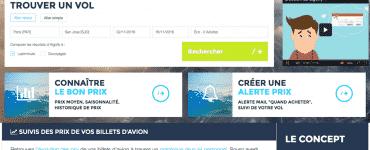 comparateurs de vol Algofly :acheter au meilleur prix son billet d'avion