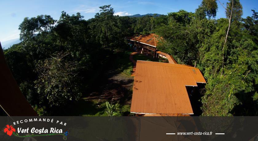 Finca Luna Nueva : Eco-lodge et ferme organique et biodynamique