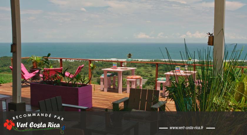 La Colina Pura Vista : Découvrez les belles vues sur le pacifique
