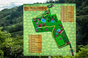 Parque Recreativo Los Manantiales : un lieu en harmonie avec la nature