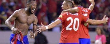 Qualification du Costa Rica pour la coupe du monde FIFA 2018 !