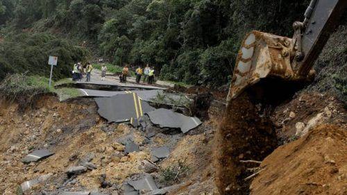 Retour sur la tempête tropicale Nate au Costa Rica