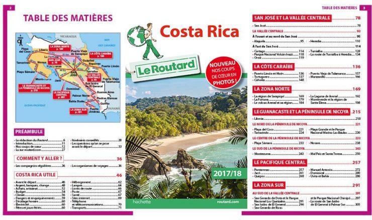 Le Guide Du Routard Pour Le Costa Rica Enfin Disponible