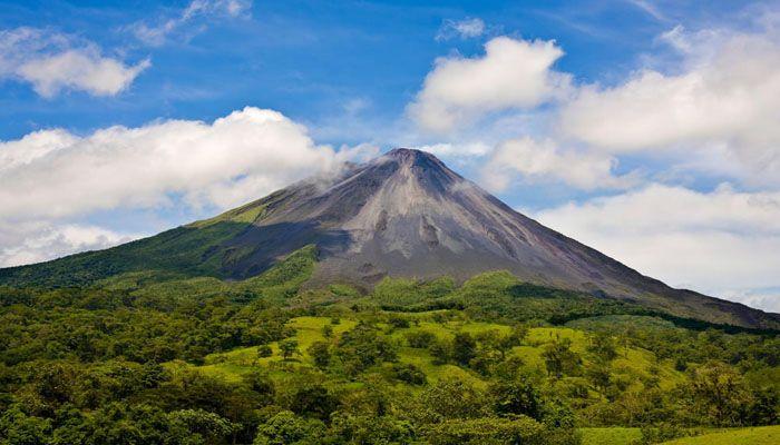 Volcan Arenal : les parcs nationaux du Costa Rica