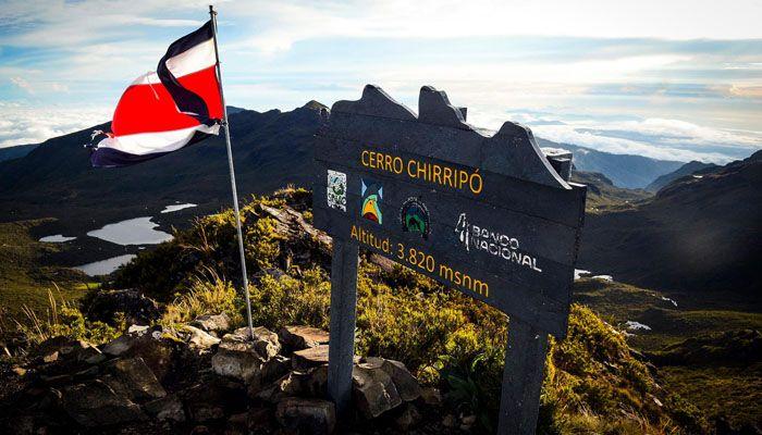 Chirripó : les parcs nationaux du Costa Rica