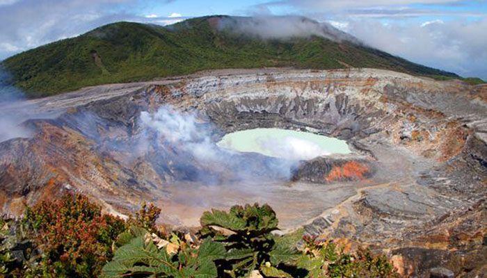 Volcan Poas : les parcs nationaux du Costa Rica