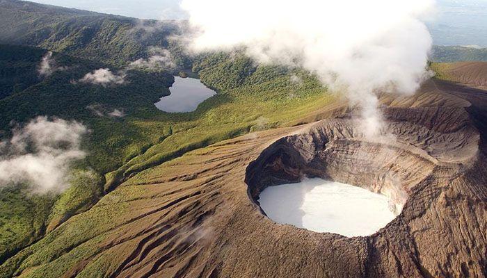 Rincón de la Vieja : les parcs nationaux du Costa Rica