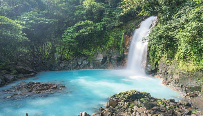 Volcan Tenorio : les parcs nationaux du Costa Rica