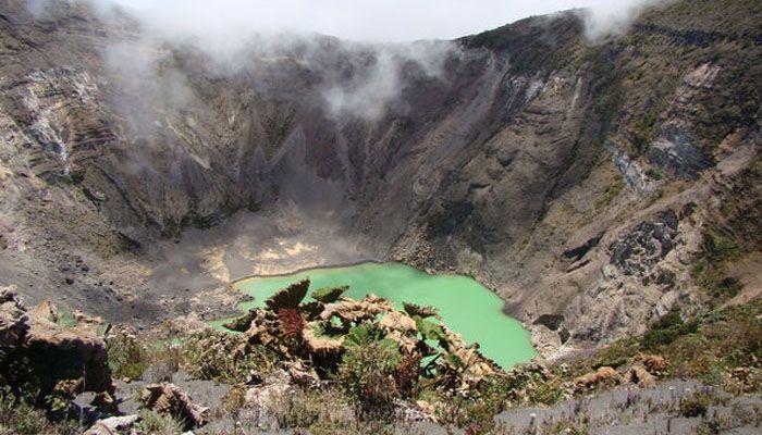 Volcan Irazú: les parcs nationaux du Costa Rica