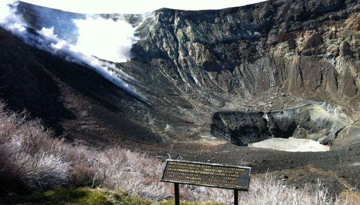 Volcan Turrialba : les parcs nationaux du Costa Rica