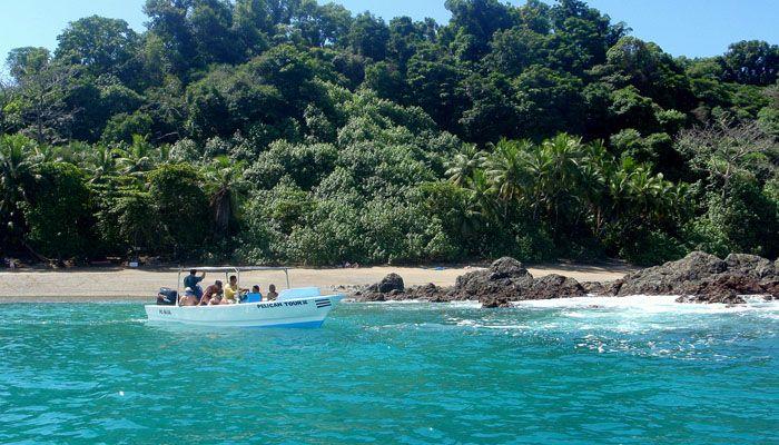 Réserve biologique Isla del Caño : réserves et refuges biologiques du Costa Rica